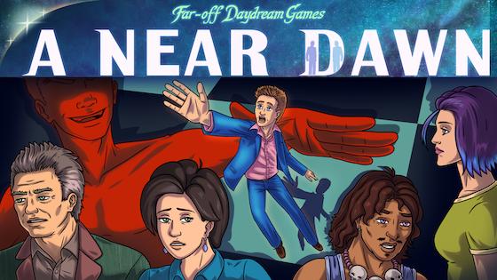 A Near Dawn // Visual Adventure Game
