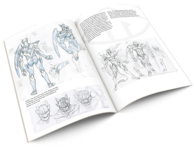 Exclusive Making of Mayhem digital booklet