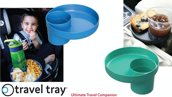 Travel Tray - Ultimate Travel Companion