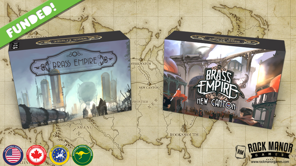 Brass Empire: New Canton Expansion + Original Reprint project video thumbnail