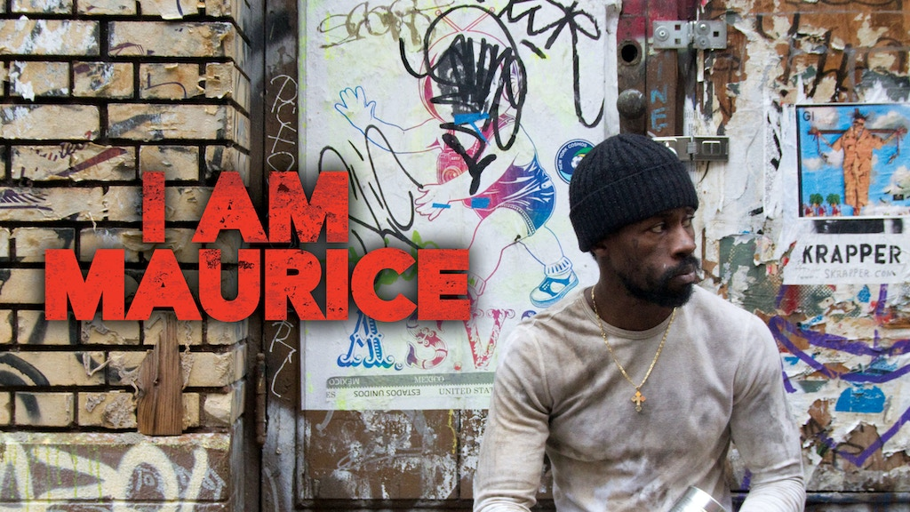 I Am Maurice project video thumbnail