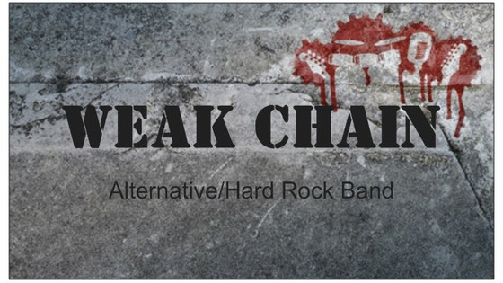 Weak Chain E.P. Recording Campaign