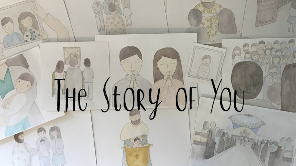 The Story of You project video thumbnail