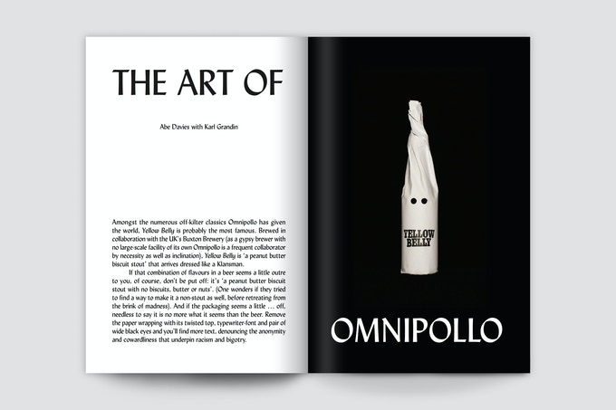 Omnipollo's Karl Grandin talks us through the inspiration behind his mysticism-heavy style