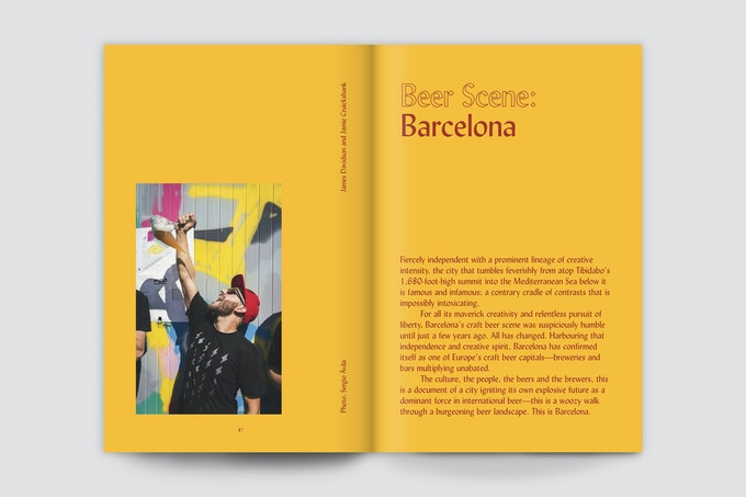 The people, places, beers, brewers and bars of Barcelona