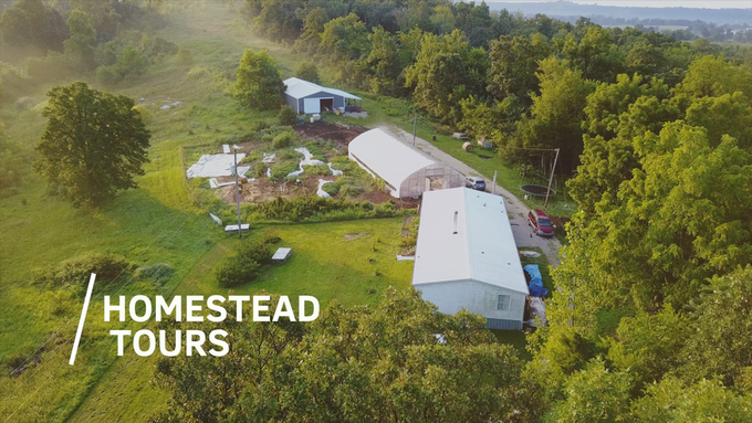 Take a tour of the instructor's homestead or farm.