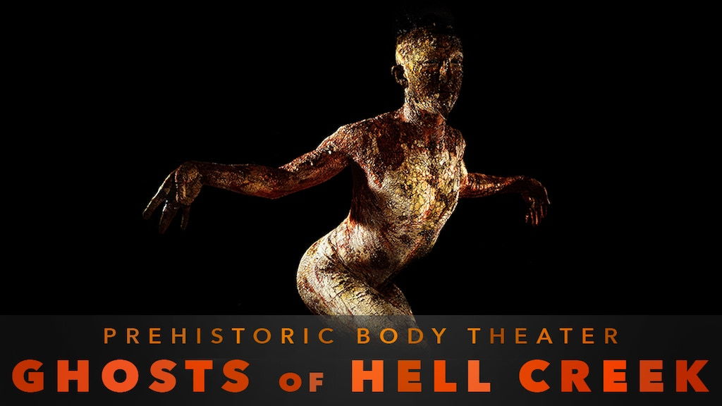 PREHISTORIC BODY THEATER Dinosaur Dance Film in Indonesia project video thumbnail