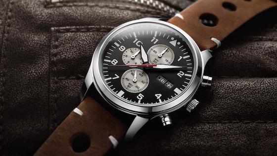 Hanson Hill Watches | A Minimalist Chronograph