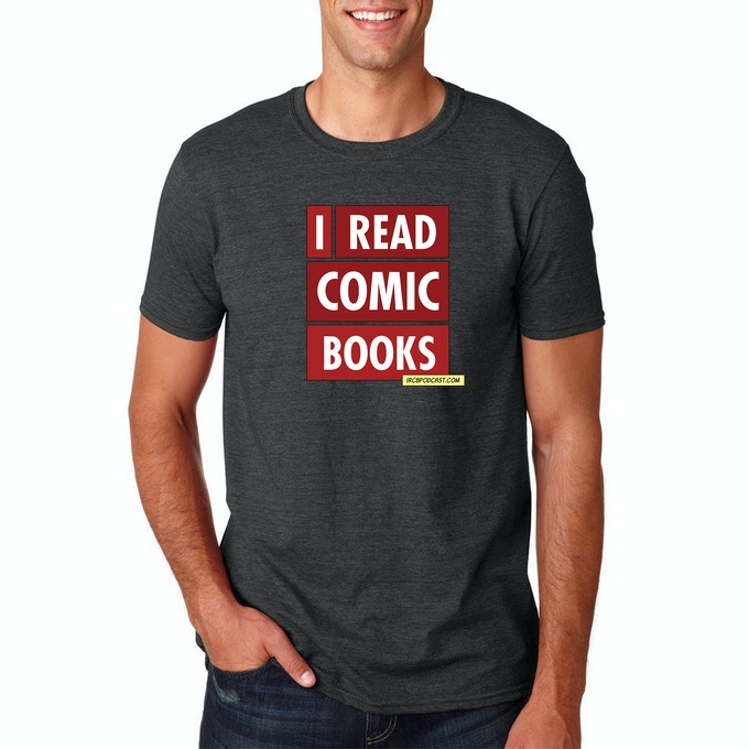Proclaim your love of comics!