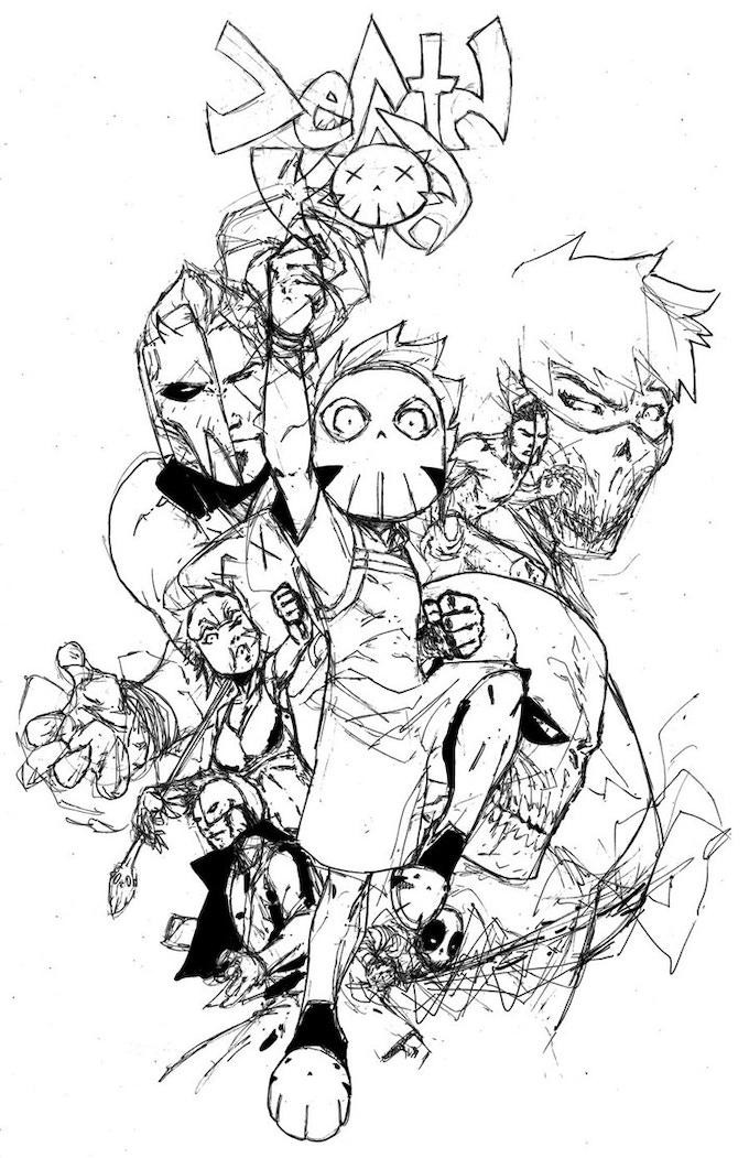 Death: Kid issue 1! by David Jaxon — Kickstarter