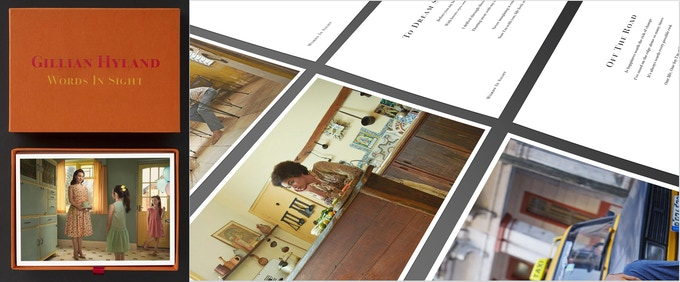 Post card boxset & selection of postcards