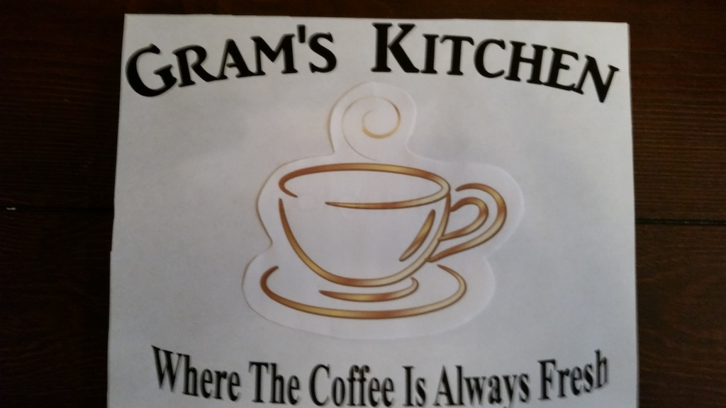GRAM'S KITCHEN,LLC.
