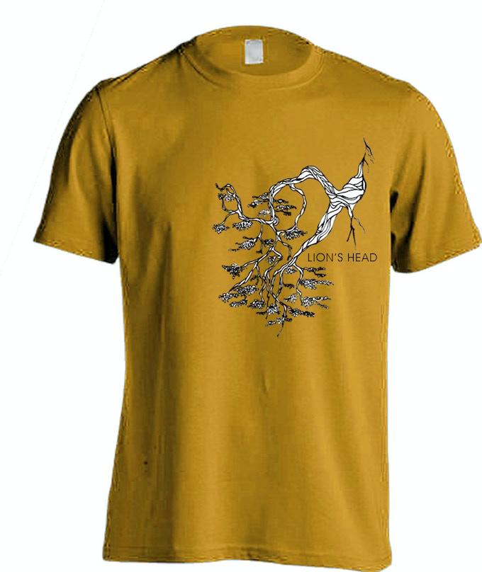 Lion's Head/Niagara Escarpment T-Shirt by Jesse Wong