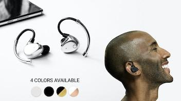 EOZ Air - World's Most Advanced True Wireless Earphones