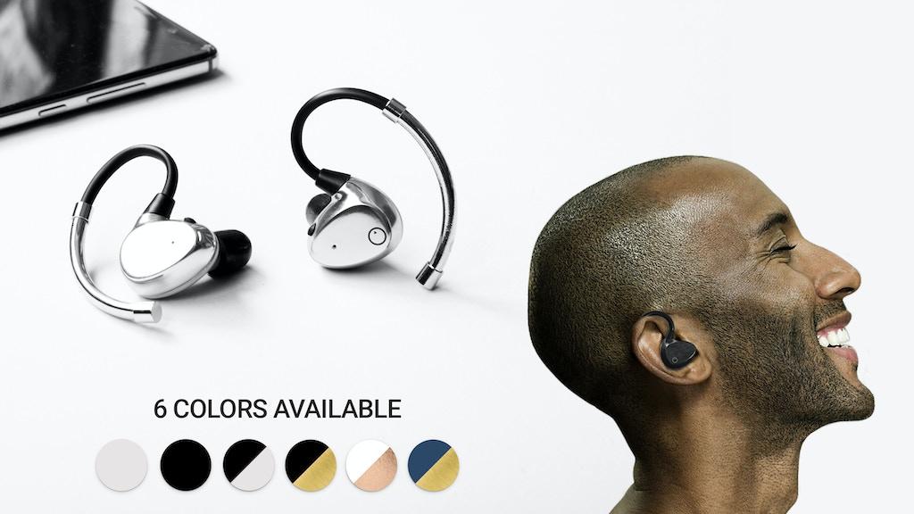 EOZ Air - World's Most Advanced True Wireless Earphones project video thumbnail