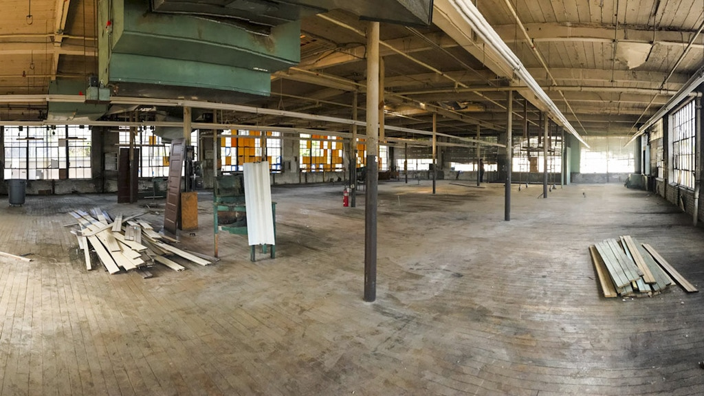 West Park Food Hall project video thumbnail