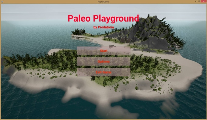 Legacy Build of Beasts of Bermuda: Paleo Playground