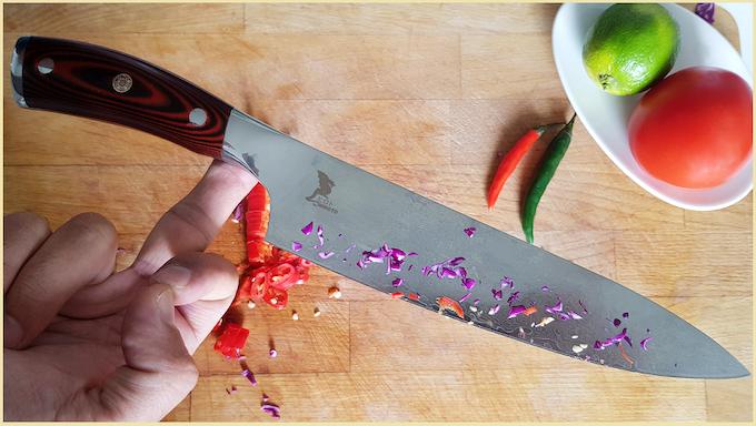 Well Balanced Knife