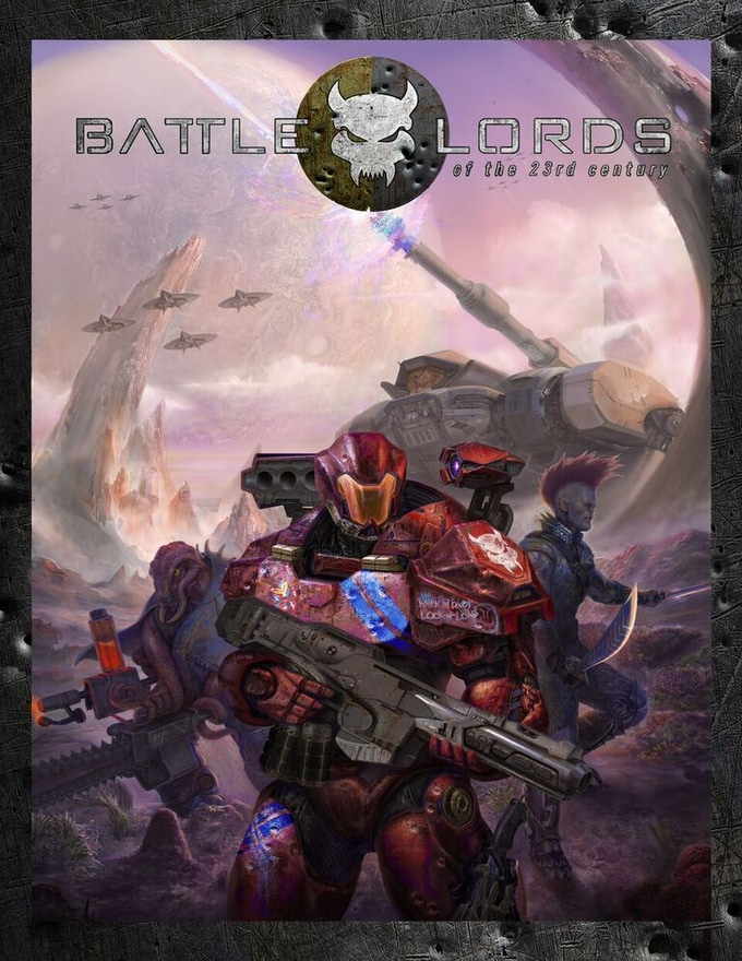 Battlelords 7th Ed. Cover