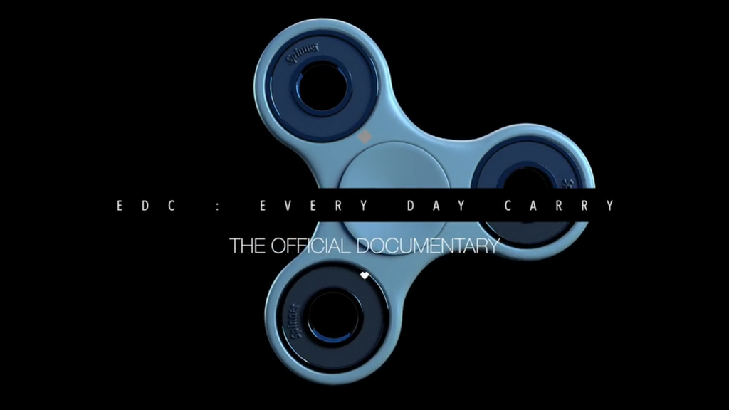 EDC - EveryDay Carry : The Official Documentary project video thumbnail