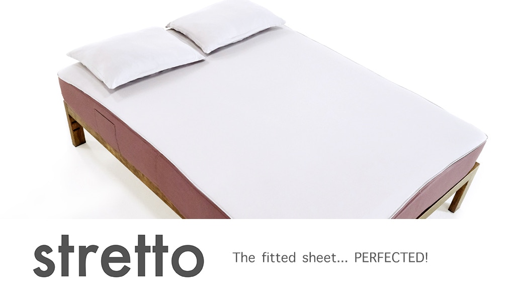 Stretto - Change Your Bedsheet In Seconds! project video thumbnail