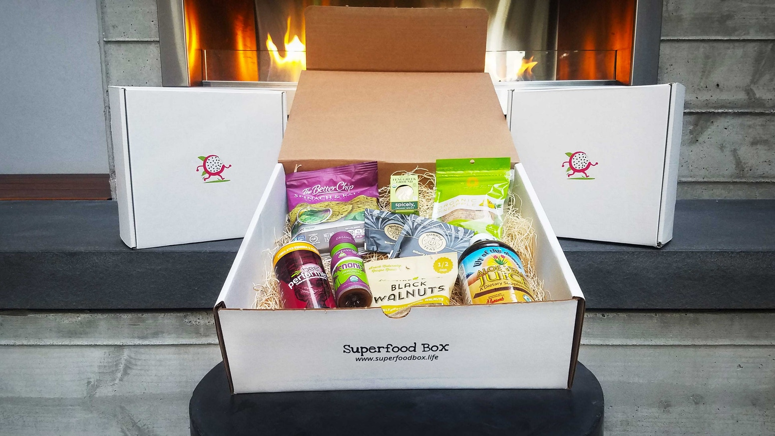 Superfood Box - Goal Oriented Eating