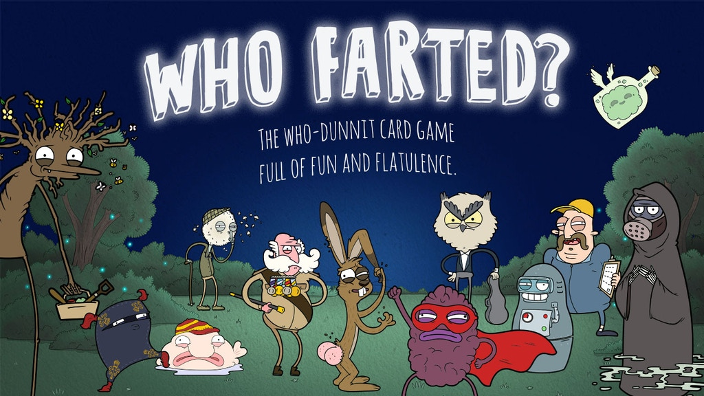 Who Farted? project video thumbnail