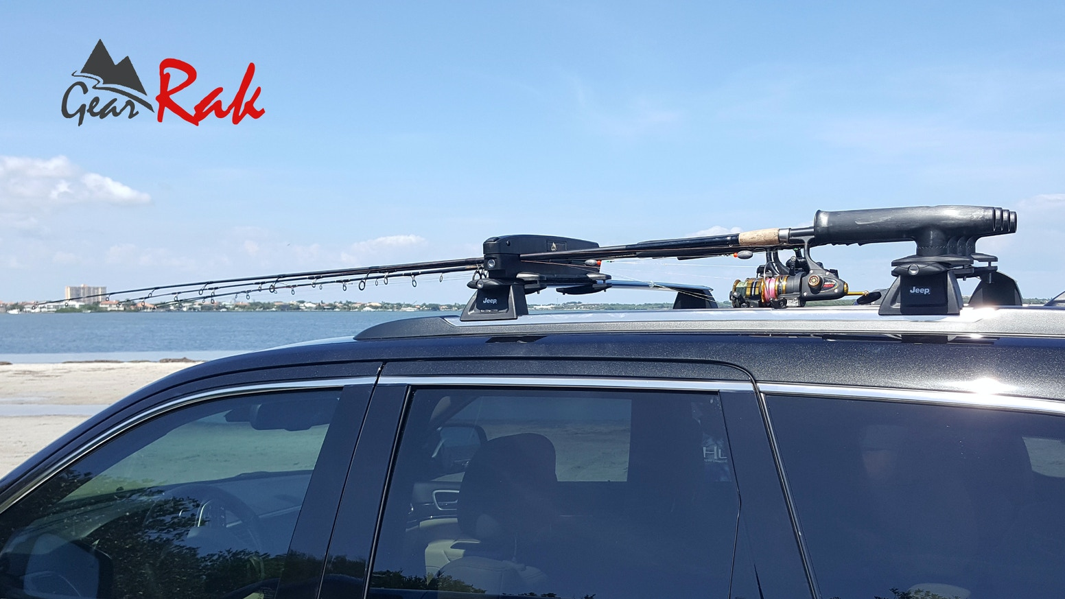 The Ultimate Fishing Rod Transportation System By Gearrak Kickstarter