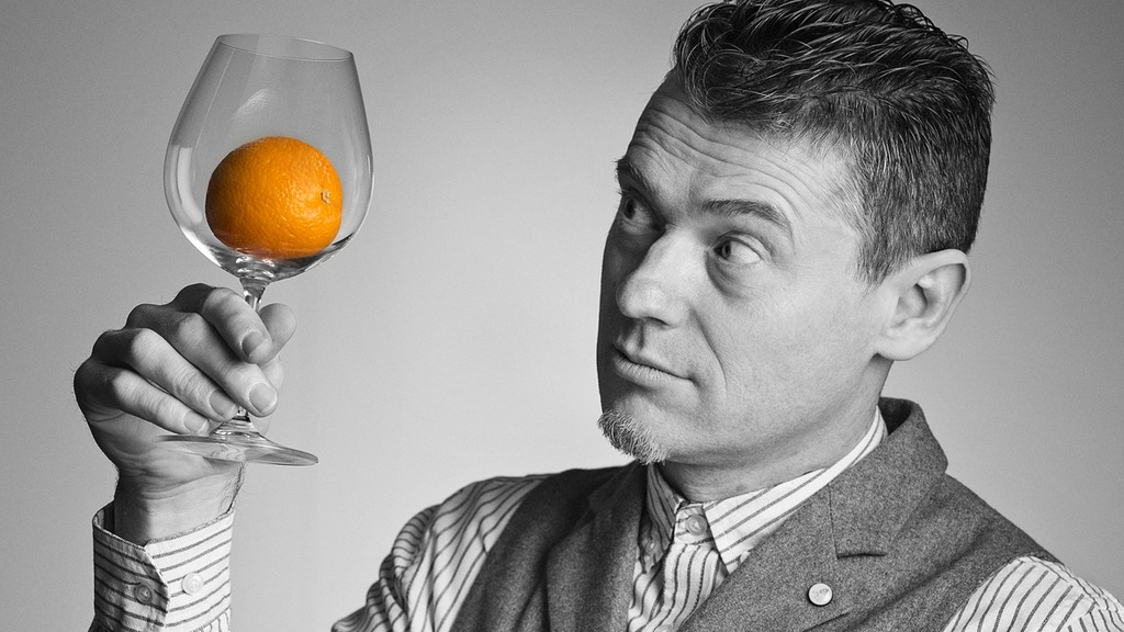 Amber Revolution - how the world learned to love orange wine project video thumbnail