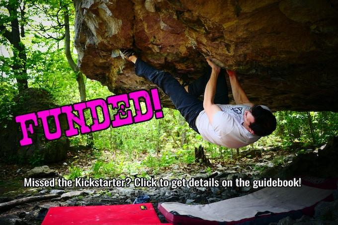 Niagara Glen Boulder Guidebook
