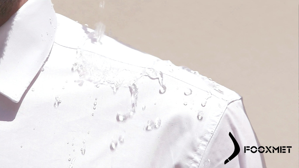 FOOXMET - The First Stain Proof and Breathable Shirt