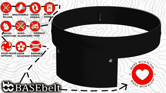 BASEbelt: This Pack Will Unlock Your Next Life Hack!