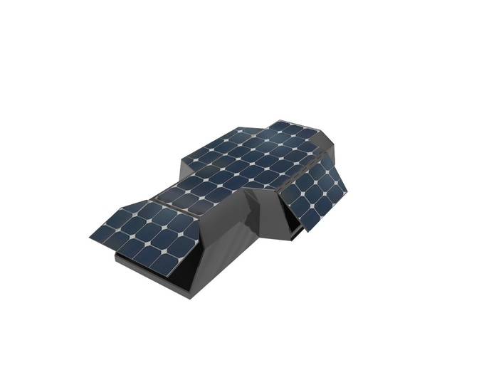 Carbon & Solar Carrying Case