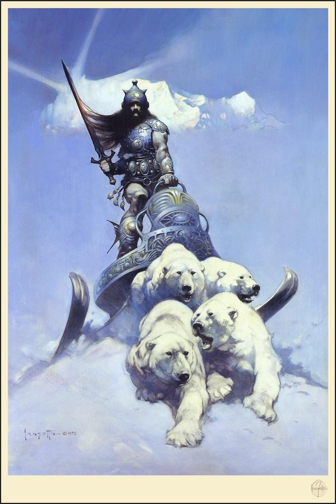 """""""Silver Warrior"""""""