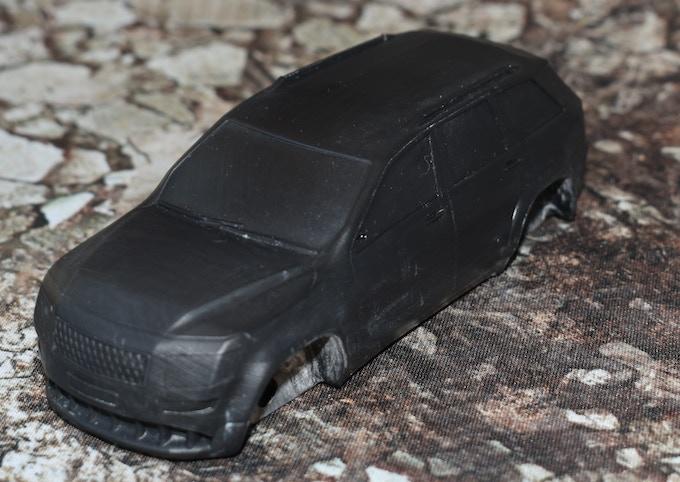 SUV 3d Print Master