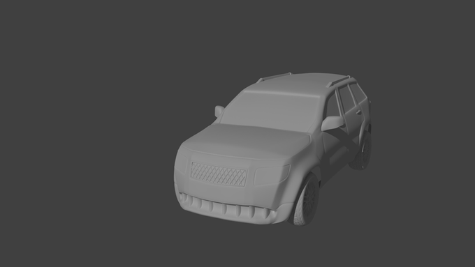 Render for SUV