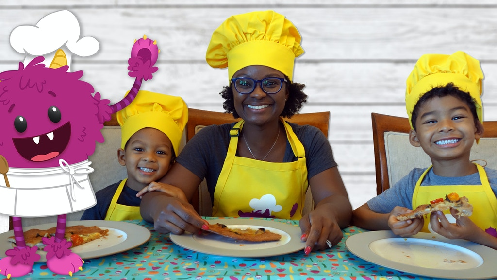 Nomster Chef: Recipes that Help Kids Learn to Cook project video thumbnail