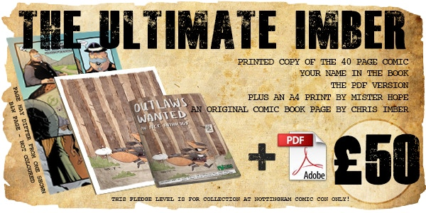The Ultimate Imber Pledge - £50