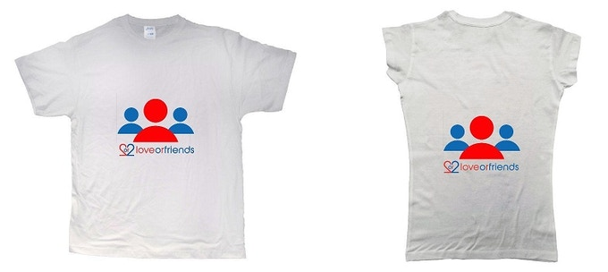 """1ST LORF GAME"" INVITE T-SHIRT - MAN & WOMAN"