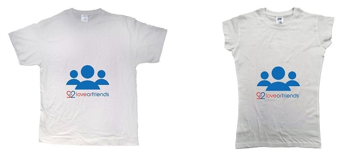 """LORF EVENTS"" INVITE T-SHIRT - MAN & WOMAN"
