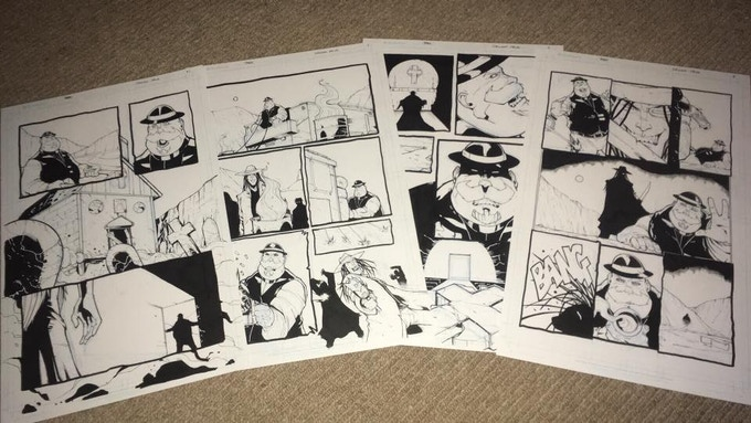 Original Pages by Chris Imber