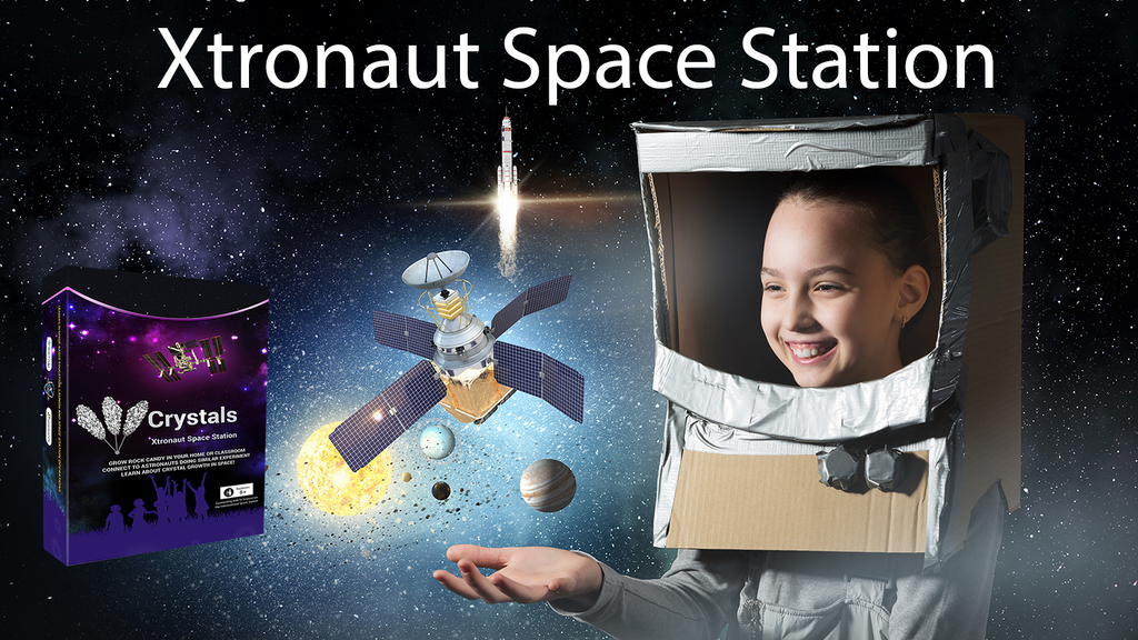 Xtronaut ISS - Experiments in Space and Earth Connected project video thumbnail
