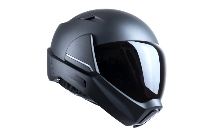 Crosshelmet The Smart Motorcycle Helmet By Borderless