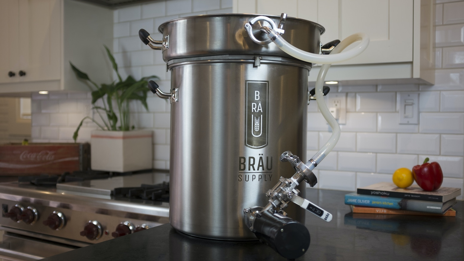 Unibru - The worlds best all in one, all grain brew system.