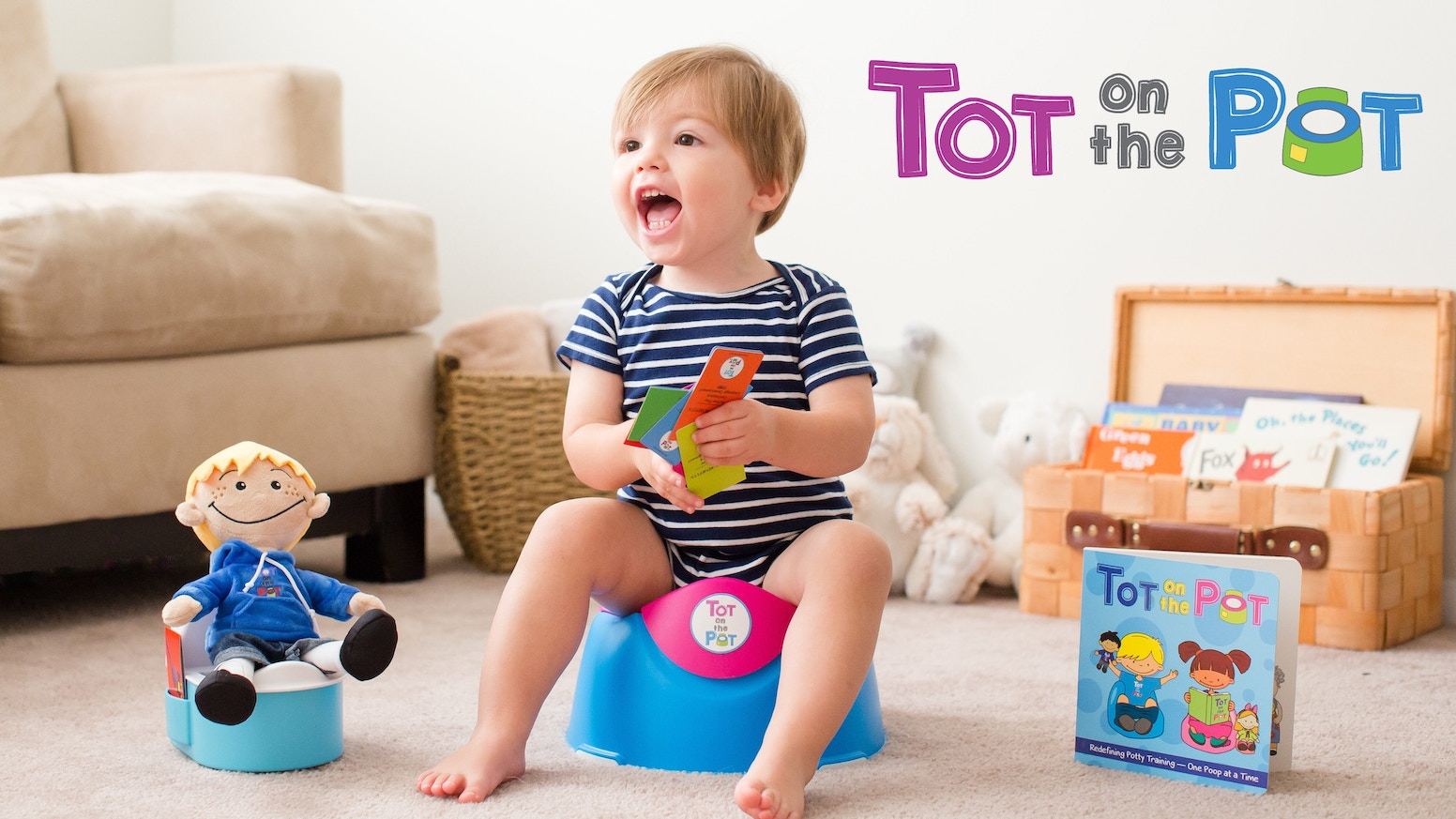 Tot on the Pot: Potty Training Simplified by Tot on the Pot