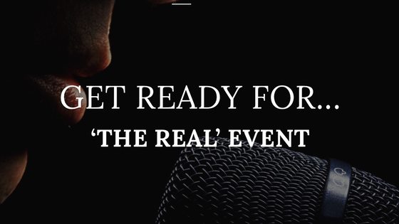 'The Real' event project