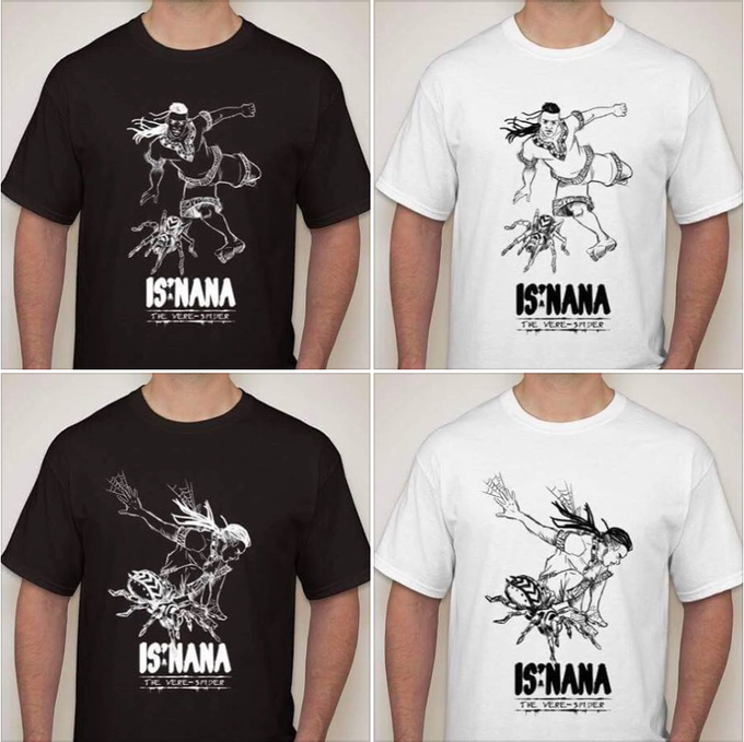 4 T-shirts to Choose From