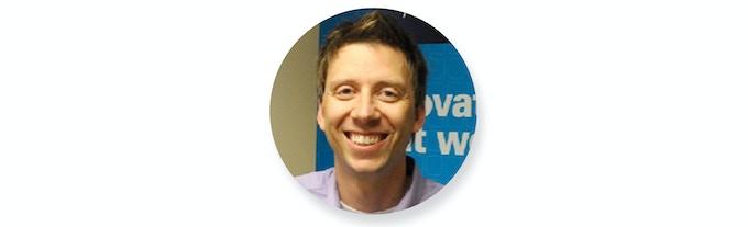 Ronald Brengartner Jr., VP of Mech Engineering