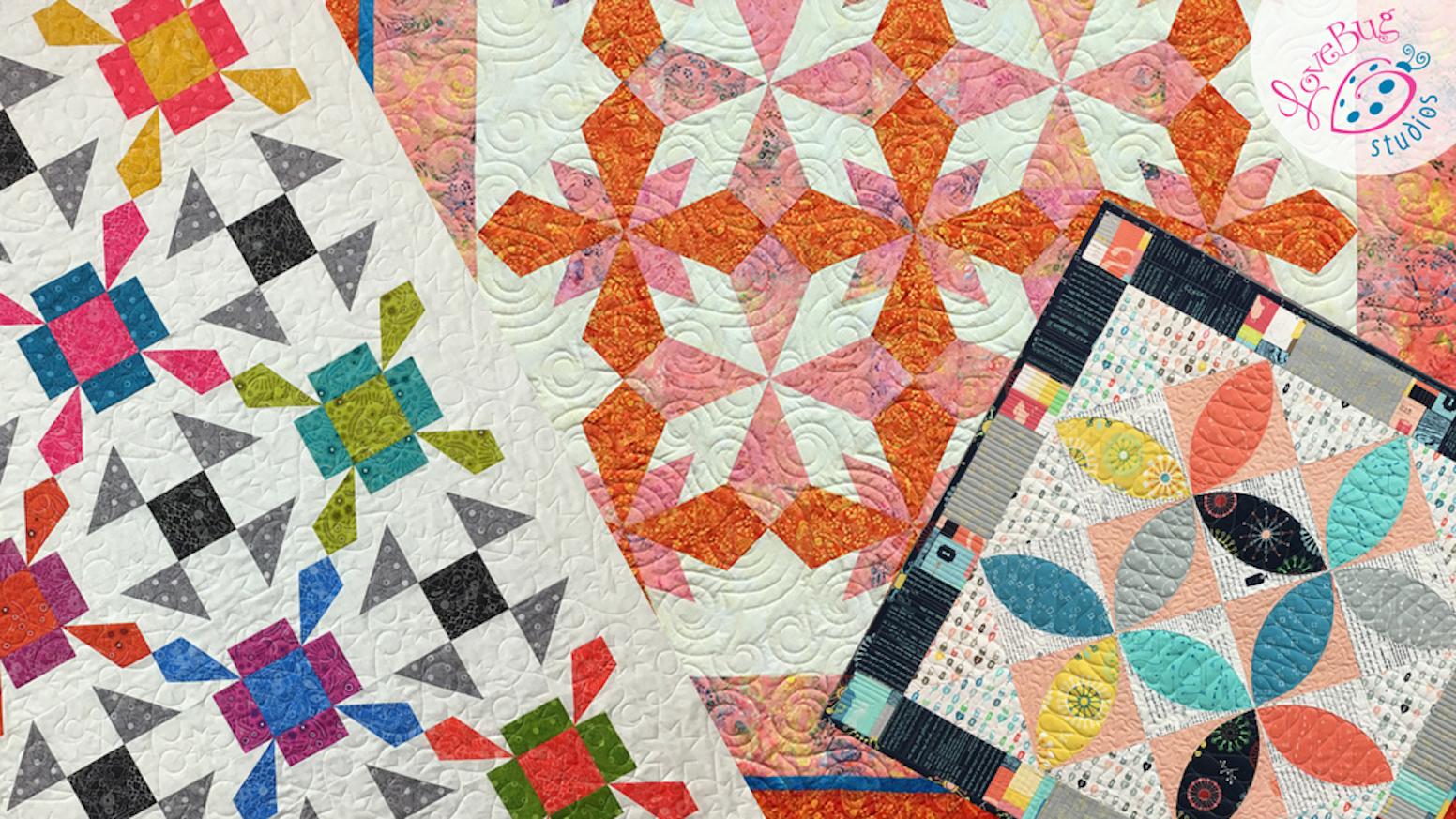 Exclusive Fabric Cutting Dies By Lovebug Studios By Ebony