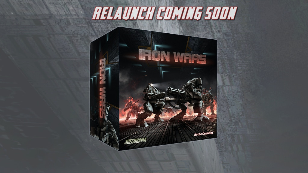 Project image for Iron Wars (Relaunch)